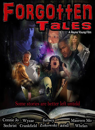 Forgotten Tales DVD for sale now