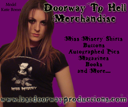 Last Doorway Productions Merchandise