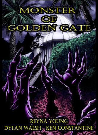 Monster of Golden Gate DVD for sale now