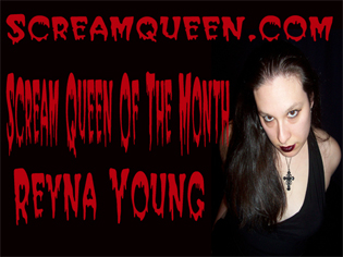 Scream Queen of the month