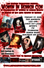 Women In Horror Con